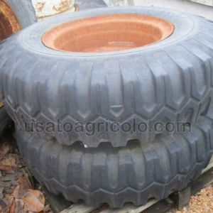 2 RUOTE GOODYEAR 12.00 r20